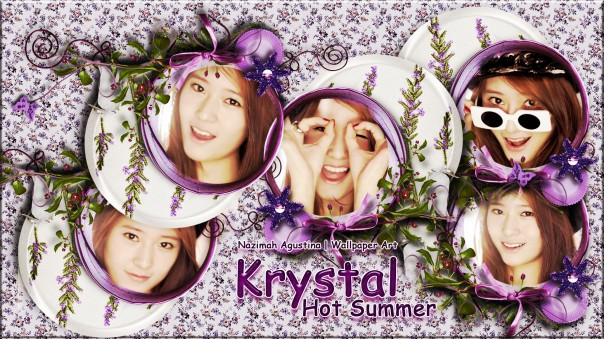 krystal jung hot summer