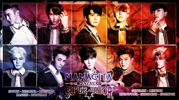 mamacita suju wallpaper drama romantic by nazimah elfish 7jib