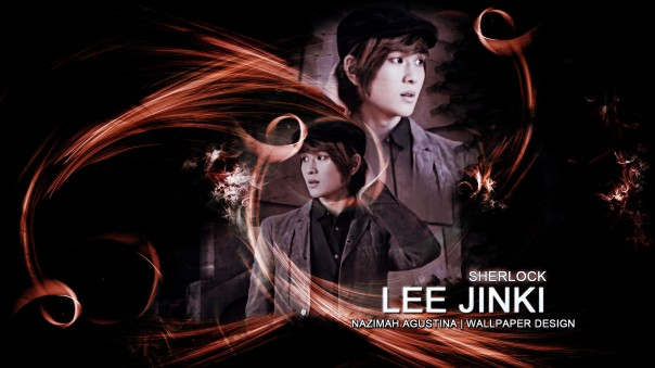 ONEW lee jinki shinee sherlock music video 2012 wallpaper by nazimah agustina