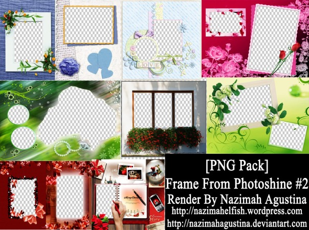 png pack frame from photoshine season 2 awesome by nazimah agustina