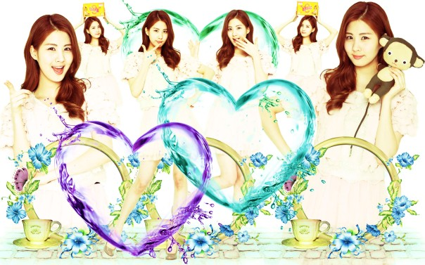 seohyun baby snsd girls generation vta500