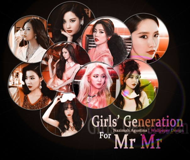 snsd m mr simple wallpaper by nazimah agustina