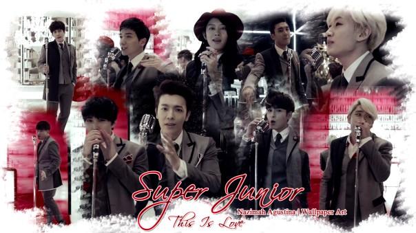 suju this is love heechul leeteuk siwon donghae kyuhyun sungmin ryeowook shindong eunhyuk kangin wallpaper 2014 music video screencaps nazimah agustina