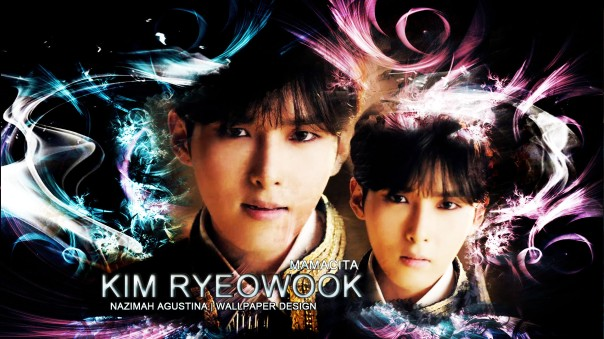 super junior kim ryeowook mamacita comebcak 2014 7jib mv capture wallpaper by nazimah elfish