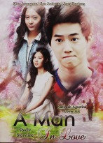 a man in love poster fanfiction suho exo krystal f(x) seohyun snsd romance triple korean