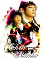 choi minho cover shinee brush color water splash art by nazimah agustina