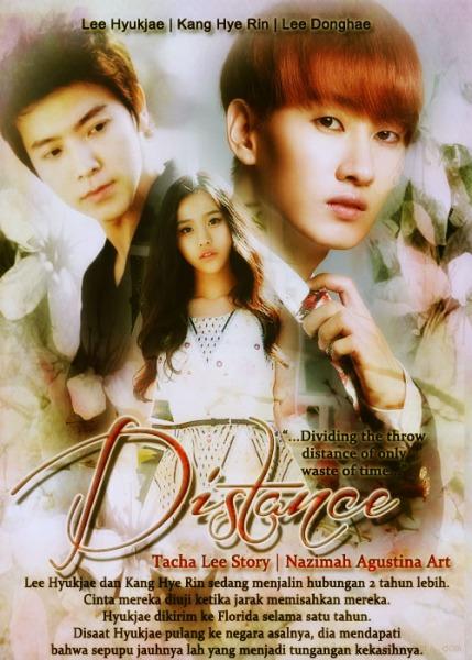 distance poster fanfiction sad romance eunhyuk donghae super junior tentang meninggalkan kekasih lalu bertunangan dengan sepupu