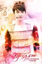 exo do kyungsoo soft color art adobe photoshop by nazimah agustina