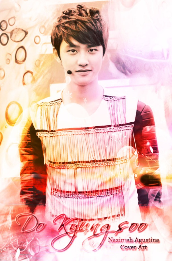 exo do kyungsoo soft color art adobe photoshop by nazimah agustina