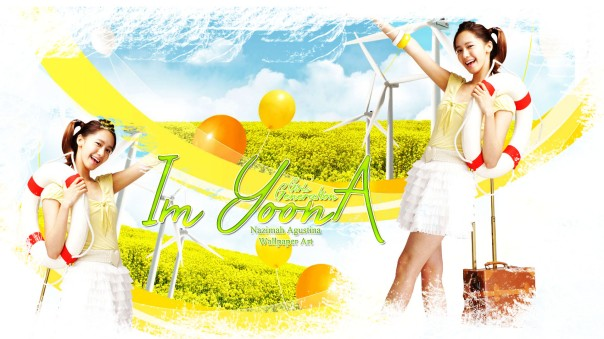 im yoona holiday snsd travel girls generation by nazimah wallpaper