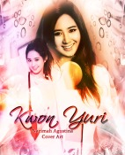 kwon yuri snsd soft color art photoshop by nazimah agustina