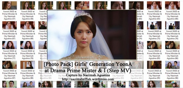 photo pack snsd yoona soshi at drama prime minister and i capture steps taemin music video by nazimah agustina