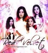 red velvet for tutorial soft color irene seulgi wendy joy art adobe photoshop by nazimah agustina
