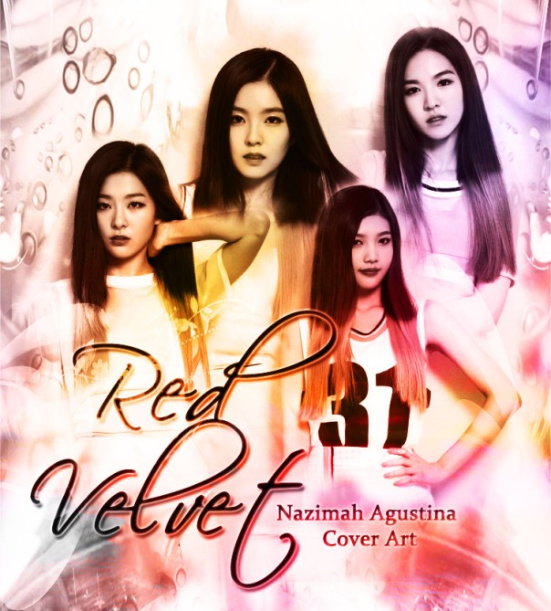 red velvet for tutorial soft color irene seulgi wendy joy art photoshop by nazimah agustina 1
