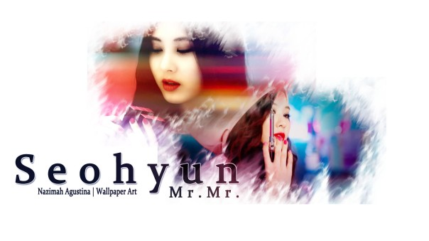 seo joohyun snsd mr mr wallpaper by nazimah agustina