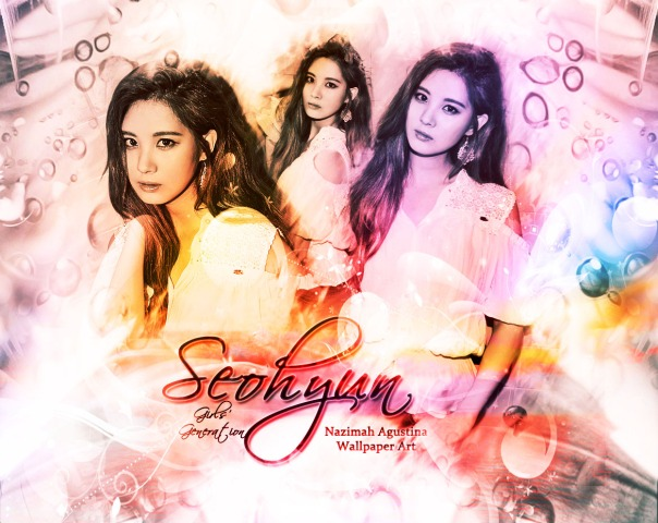 seohyun tts soft light art dream photoshop snsd gg by nazimah agustina