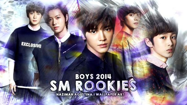 smrookies boys 2014 smr2014b wallpaper lee taeyong yuta mark hansol by nazimah agustina