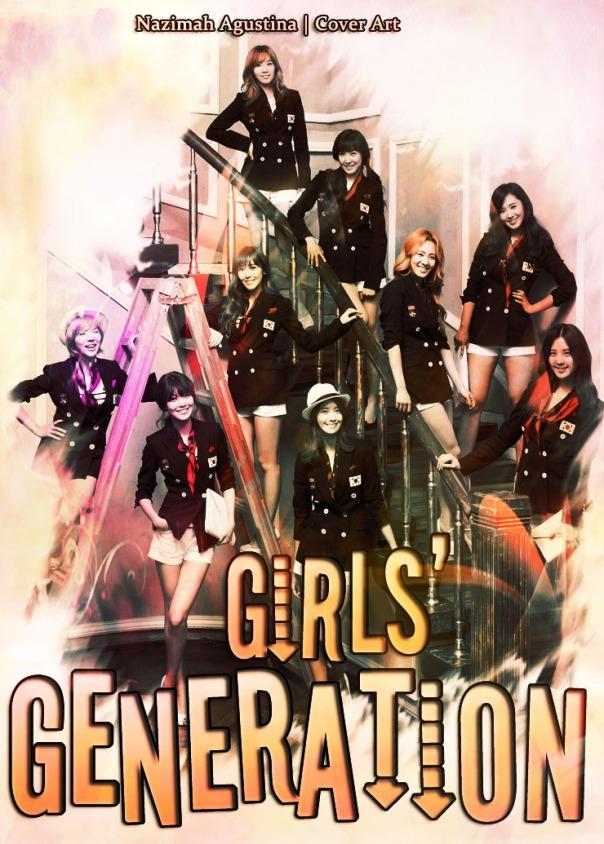 snsd cover girls' generation japan by nazimah agustina sjjd