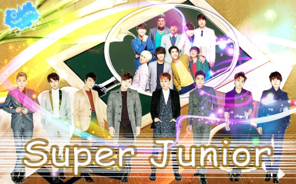 super junior cute wallpaper for ivy club by nazimah agustina
