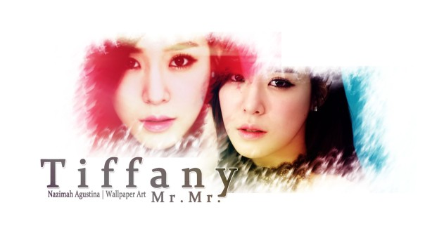 tiffany hwang snsd mr mr wallpaper by nazimah agustina