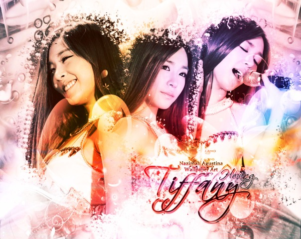 tiffany hwang soft light art dream photoshop snsd gg by nazimah agustina