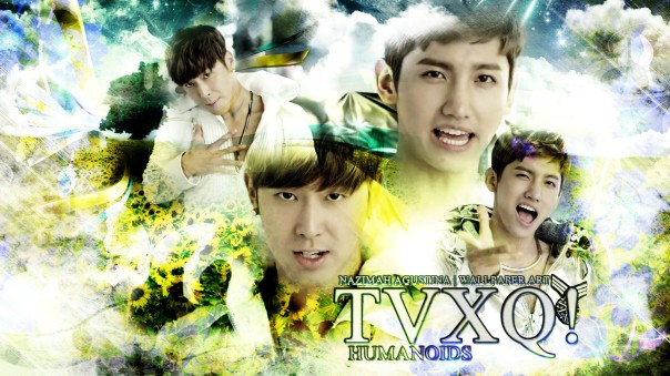 TVXQ! fresh abstract u-know yunho max changmin wallpaper humanoids music video capture]