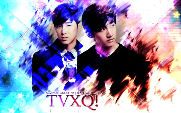 TVXQ LIGHT 11 years with wallpaper by nazimah agustina