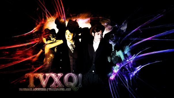 TVXQ TENSE ALBUM 2014 11th anniversary 2015 tour dbsk wallpaper by nazimah agustina