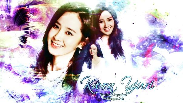 yuri kwon wallpaper girl beauty pretty snsd