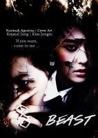 beast cover horror dark mystery fanfiction kaistal kim jongin jung soojung krystal kai exo fx by nazimah agustina