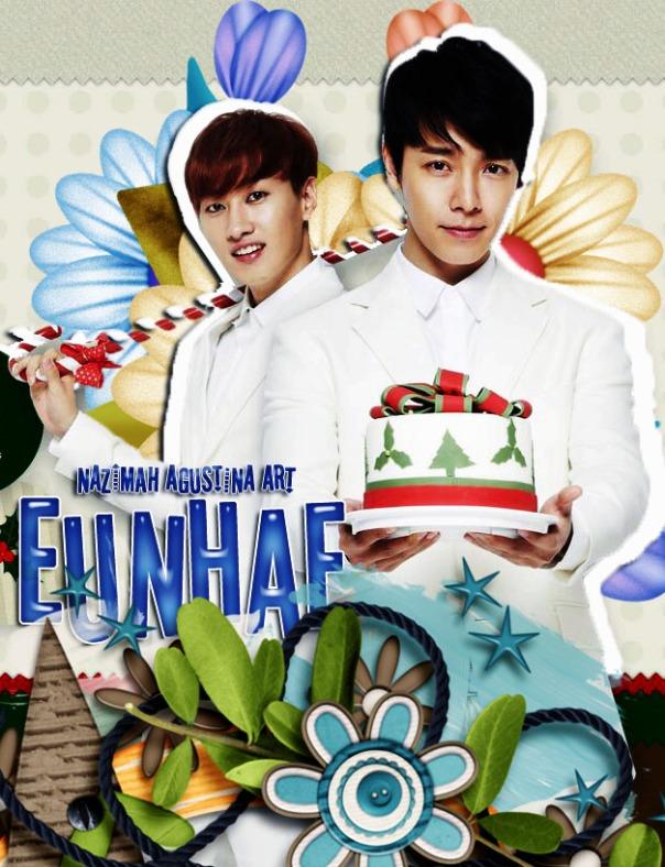 eunhae lee eunhyuk hyukjae donghae wallpaper cute cover flower by nazimah agustina