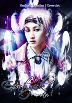 eunhyuk mamacita super junior cover light purple new 2015 by nazimah agustina