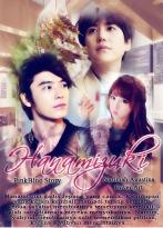 hanamizuki poster soft fanfiction gadis jepang cantik cho kyuhyun pelanggan setia cafe kopi dan lee donghae sahabat terbaik super junior sad romance