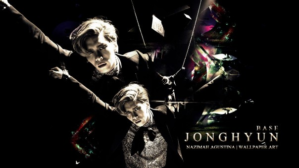 jonghyun base teaser video pearl green debut solo wallpaper by nazimah agustina