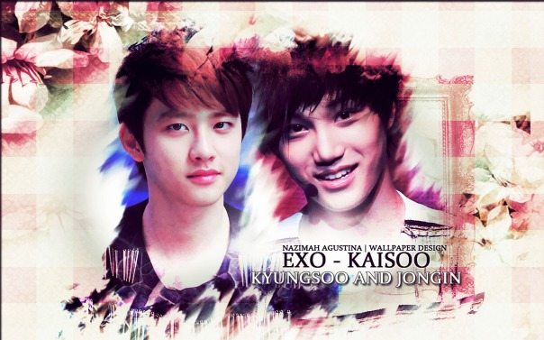 kaisoo abstrcat wallpaper by nazimah agustina 201 kaisoo day fanfic jongin exo