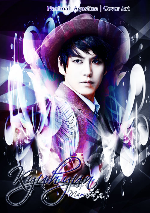 kyuhyun mamacita super junior cover light purple new 2015 by nazimah agustina