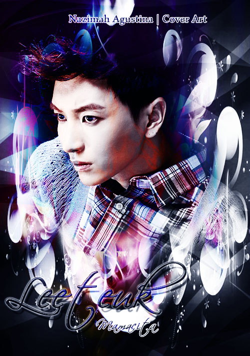leeteuk mamacita super junior cover light purple new 2015 by nazimah agustina