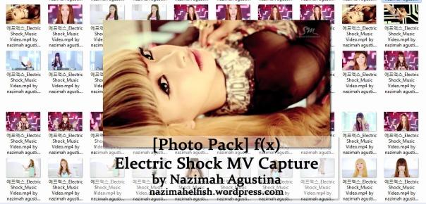 preview photo pack mv fx elektric shock mv by nazimah agustina victoria krystal sulli luna amber
