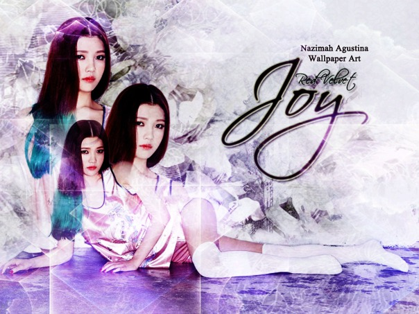 red velvet joy park sooyoung happiness bright sexy pose body wallpaper by nazimah agustina