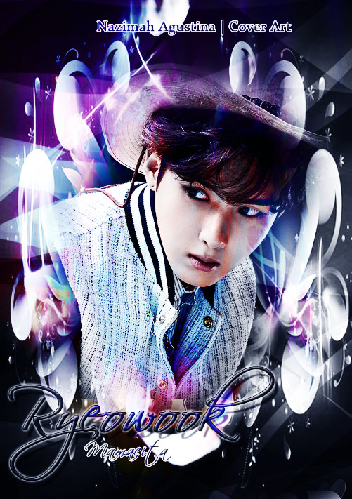 ryeowook mamacita super junior cover light purple new 2015 by nazimah agustina