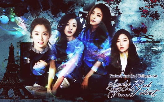 Edit Stock Red Velvet Seulgi And Irene Wallpaper
