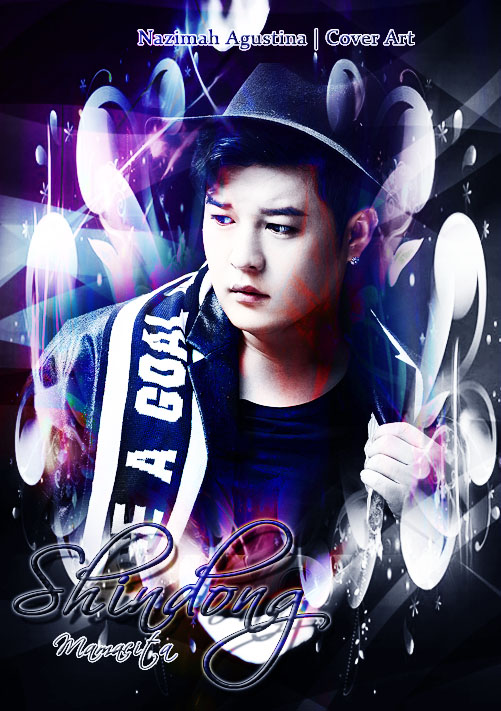 shindong mamacita super junior cover light purple new 2015 by nazimah agustina