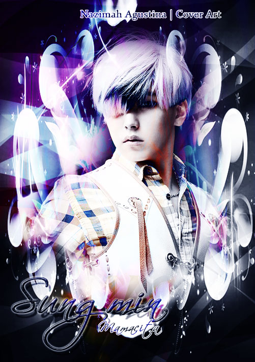 sungmin mamacita super junior cover light purple new 2015 by nazimah agustina