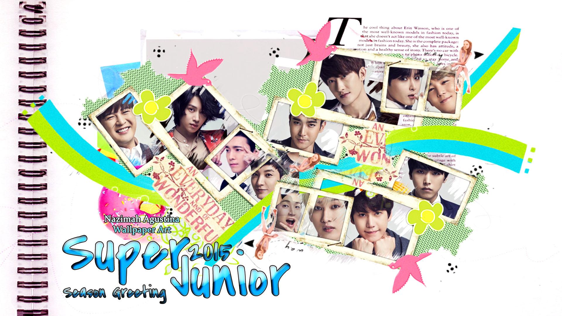 Super Junior 2015 Wallpaper