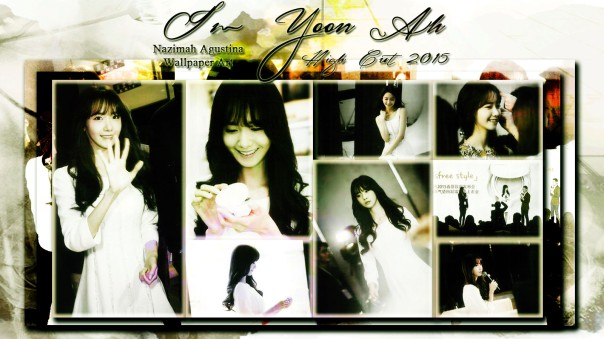 gg yoona highcut 2015 snsd innocent cute image wallpaper by nazimah agustina