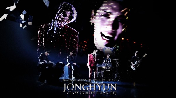 jonghyun crazy band mv capture wallpaper by nazimah agustina shinee