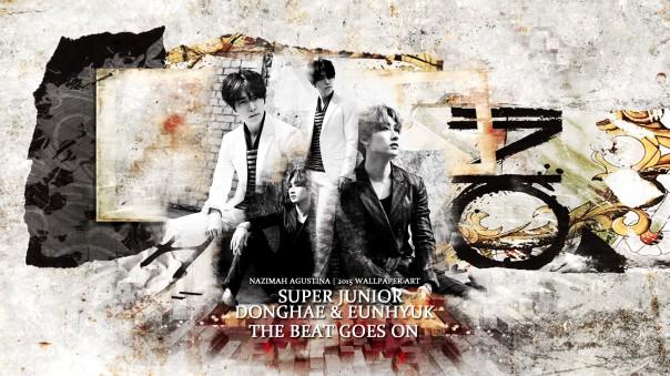 EUNHAE THE BEAT GOES ON 1920 eunhyuk donghae d&e teaser comeback by nazimah agustina