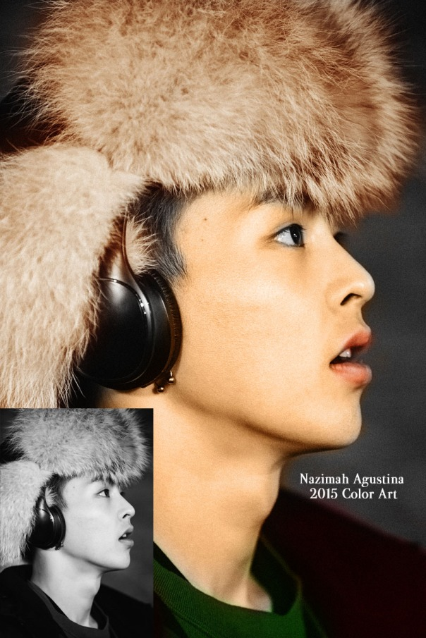 EXO-Xiumin-Pathcode exo kim minseok art by nazimah agustina