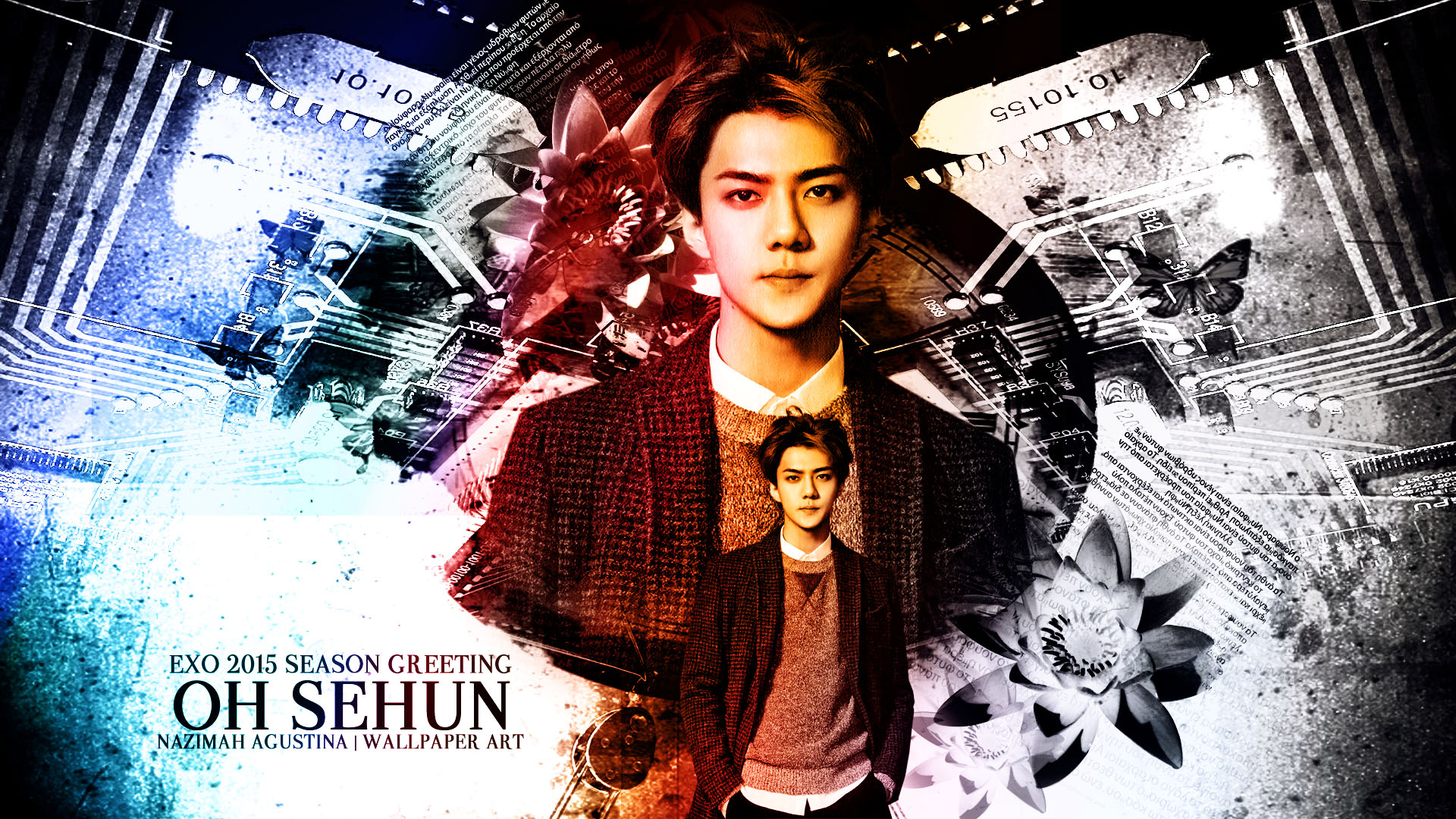Just For Fun | ♥ SMTown Graphic Design and fanfic