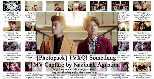 preview photopack tvxq dbsk something mv screencaps hd by nazimah agustina art u-know yunho max changmin